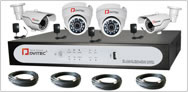 1080P HD-SDI Security System Solution